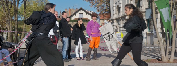 Festival féérique de Bourg en Bresse 2011