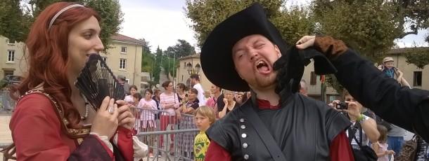 Fêtes de Roussillon 2014